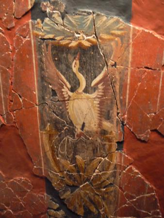 Original Wall Painting Casa De La Fortuna Picture Of Casa De La