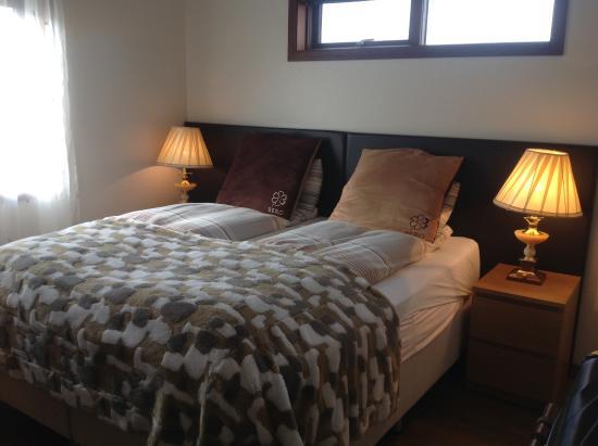 Lit confortable et spacieux