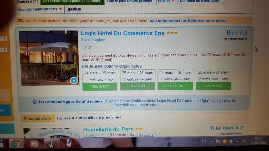 Hotel du Commerce : 20160322_075518_large.jpg