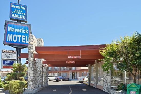 Maverick motel klamath falls or hotel reviews photos price comparison tripadvisor for Klamath falls hotels with swimming pool