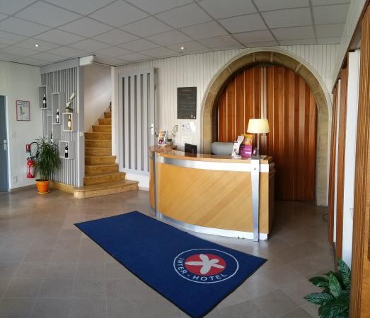 inter hotel figeac frankrig hotel anmeldelser sammenligning af priser tripadvisor. Black Bedroom Furniture Sets. Home Design Ideas