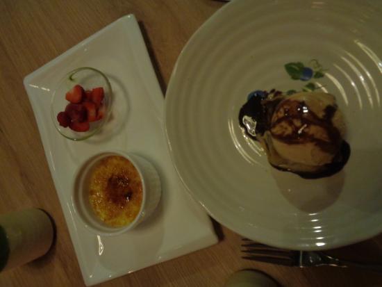 Dessert!!! YUM!!!