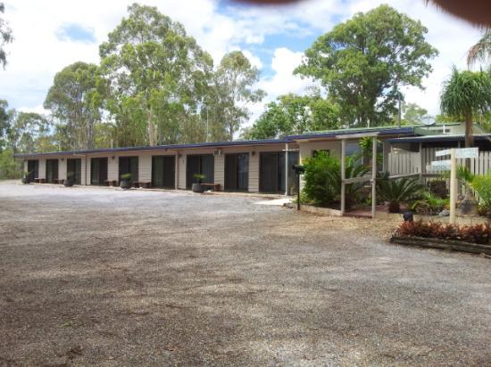 Greenacres Motel Van Park