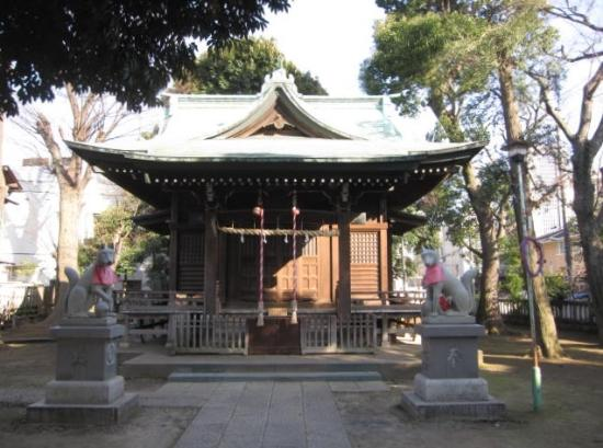 Tokamori Inari Shrine
