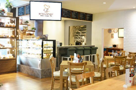 Bangkok Hotel Lotus Sukhumvit: Le Boulanger
