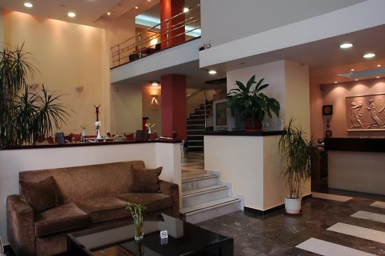 Glaros Hotel : Lounge