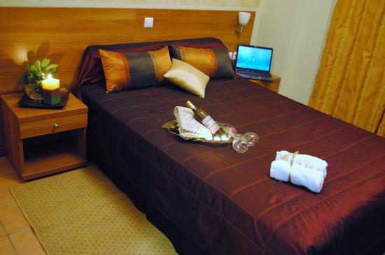 Glaros Hotel : Room Double