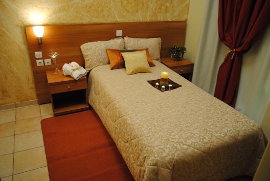 Glaros Hotel : Room Single
