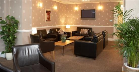 The Mayfair Hotel: Hotel Lounge