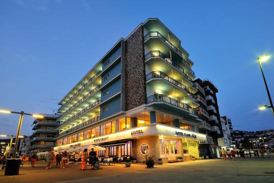 Hotel Ramblamar : Exterior
