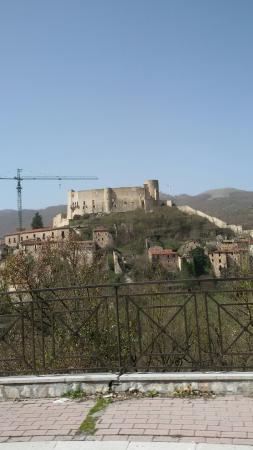 Brienza, Italy: Castello Caracciolo