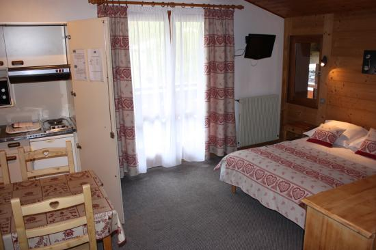 Hotel Igloo : Studio 4 personnes