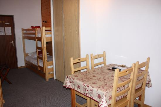 Hotel Igloo : Studio 4 .suite et fin !