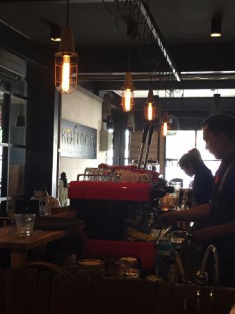 Kofinary Espresso Bar