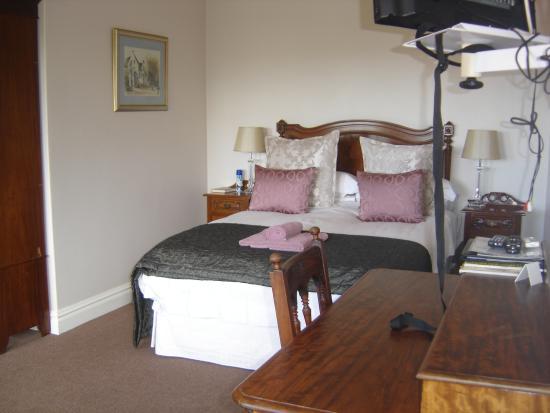 Roseland House: triple room