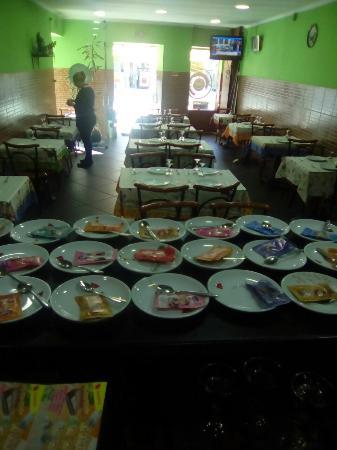 Restaurante Nova Luanda