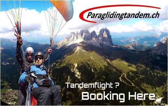 Paraglidingtandem