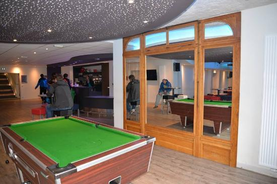 UCPA Argentiere: Games room