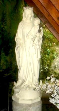 Chapelle Notre-Dame de Medoux d'Aste.