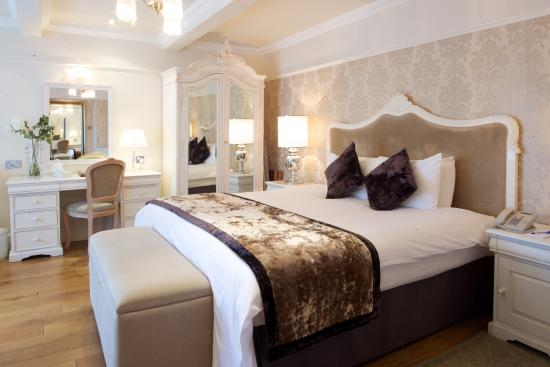 Alderley Edge Hotel: Deluxe Double Room
