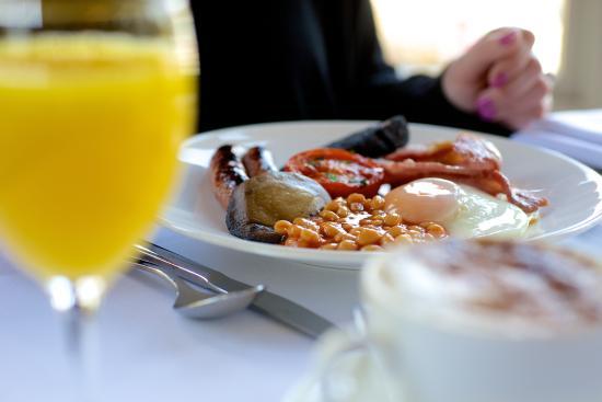 ألدرلي إيدج هوتل: Full English Breakfast