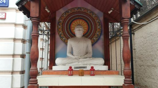 ‪Enlightened Gautama Buddha Monument‬