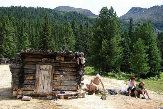 Orlik, Rusija: источник Чойган