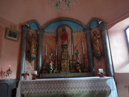 Eglise Saint-Pierre d'Artalens