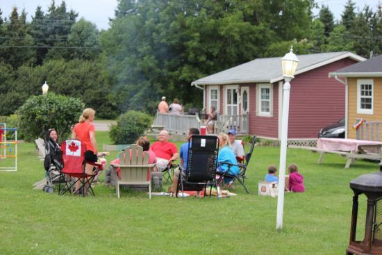 Avonlea Cottages: our guests