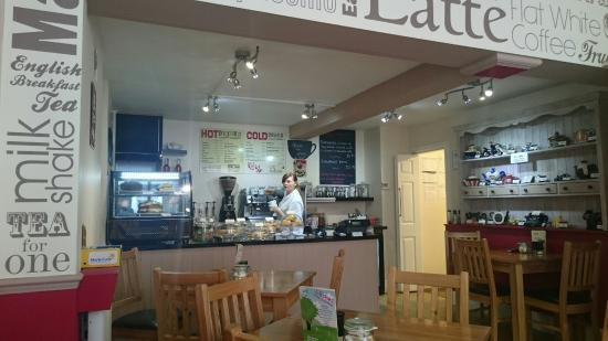 The Little Rose Tea Room
