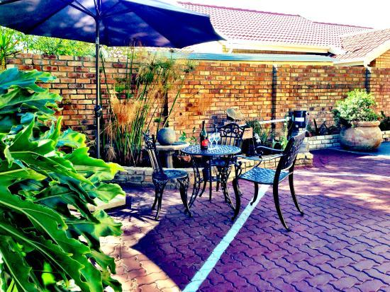 Centurion, Sør-Afrika: Terrace