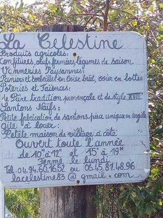 Moissac-Bellevue, Γαλλία: La Célestine