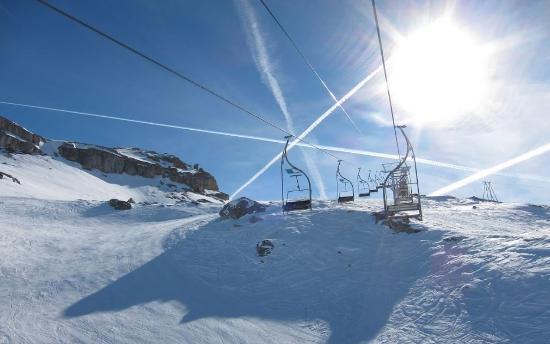 La Plagne, Hotel Christina France Skiing Reviews | France ...