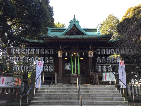 Koyama Hachiman Shrine