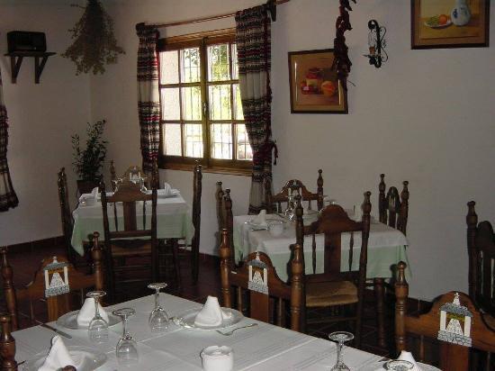 Yegen, إسبانيا: Restaurante