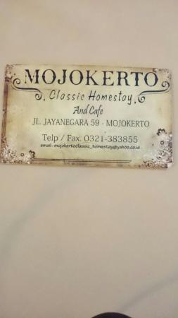 Hotel Mojokerto - Classic Homestay