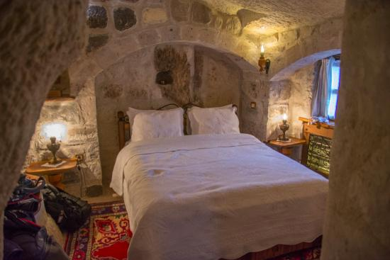 Koza Cave Hotel: Luxury in a cave