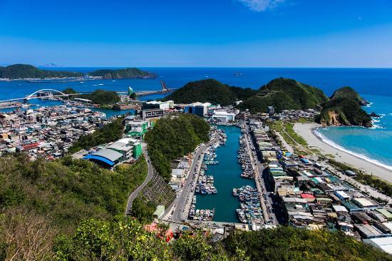 Nanfangao Fishing Port