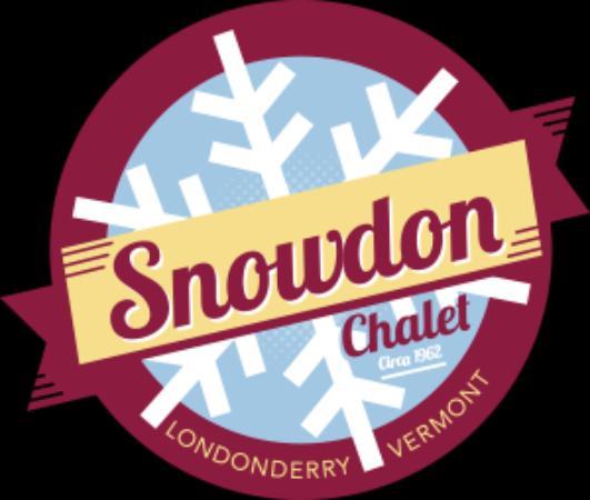 Londonderry, VT: Snowdon Chalet Logo