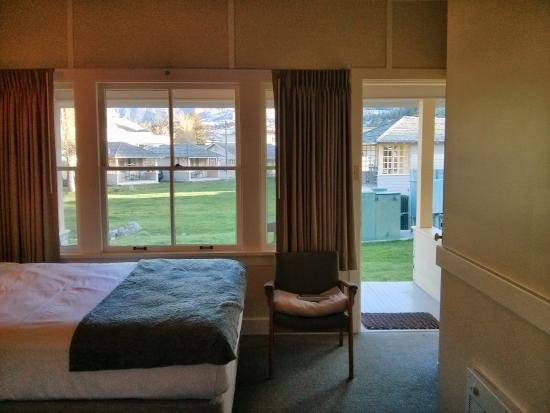 view from room picture of mammoth hot springs hotel cabins rh tripadvisor co za