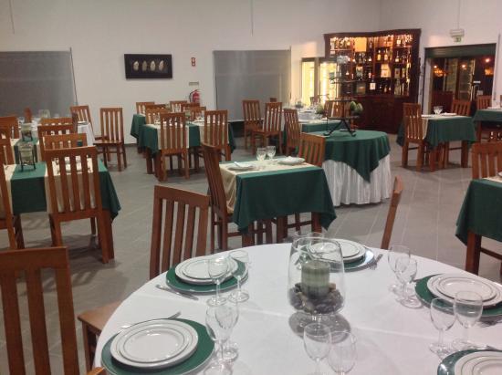 O Manjar de Estremoz: Sala de refeições