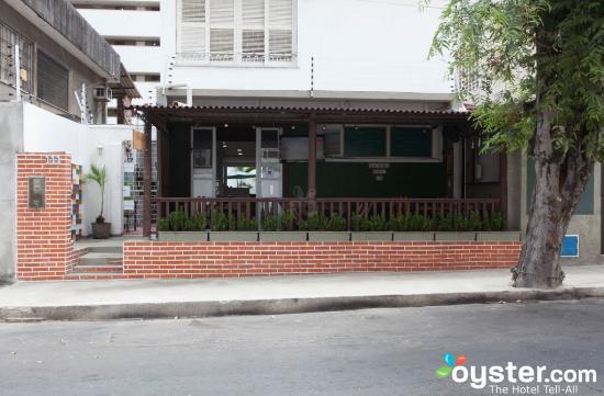 Albergaria Hostel: FRENTE