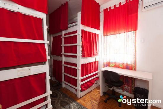 Albergaria Hostel: QUARTO COLETIVO/DORM