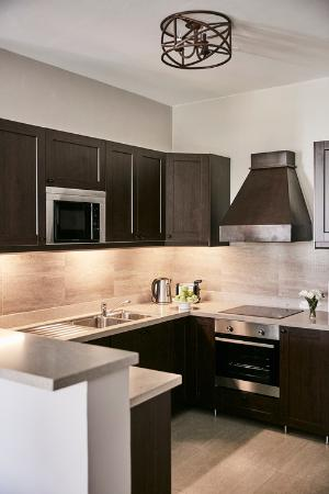Palacina Residence & Suites: Residence North Kitchen