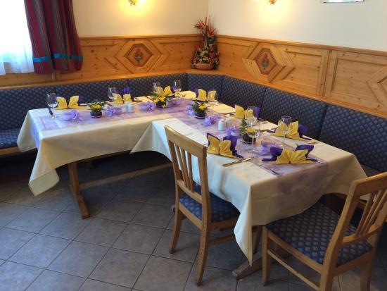 Gross-Enzersdorf, Austria: Tischdeko einmal anders