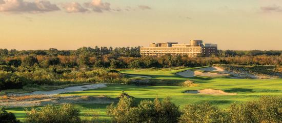 Fort Meade, FL: The Streamsong Lodge