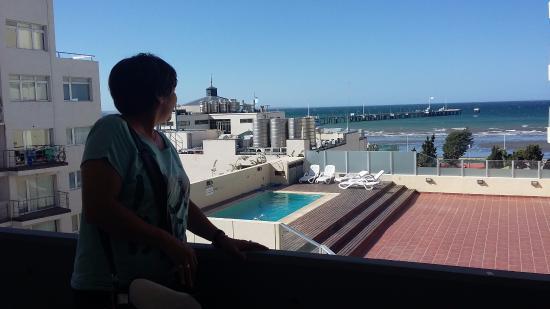 Terrazas de Mar: Tal cual muestra el complejo es el lugar en vivo y en directo!!