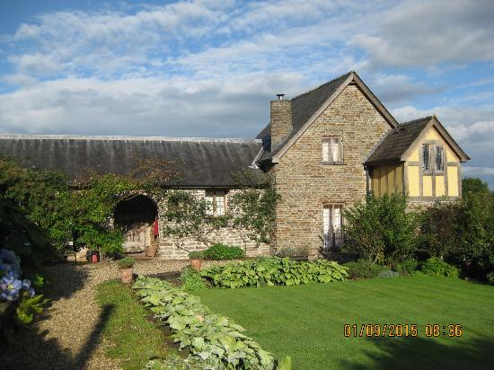 Clun, UK: Keepers Cottage
