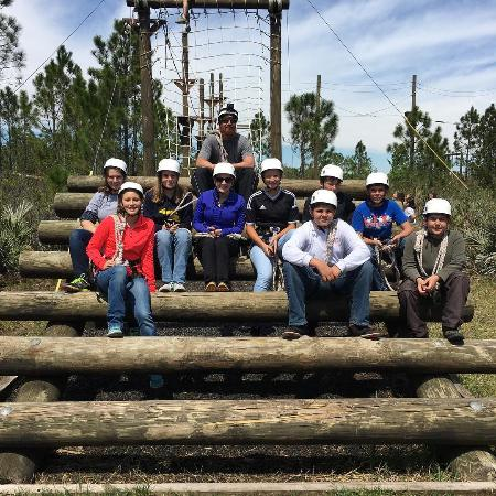 Ropes Course Vero Beach