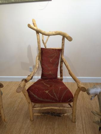 Marietta Museum-Art u0026 Whimsy Whimsical chair & Whimsical chair - Picture of Marietta Museum-Art u0026 Whimsy Sarasota ...